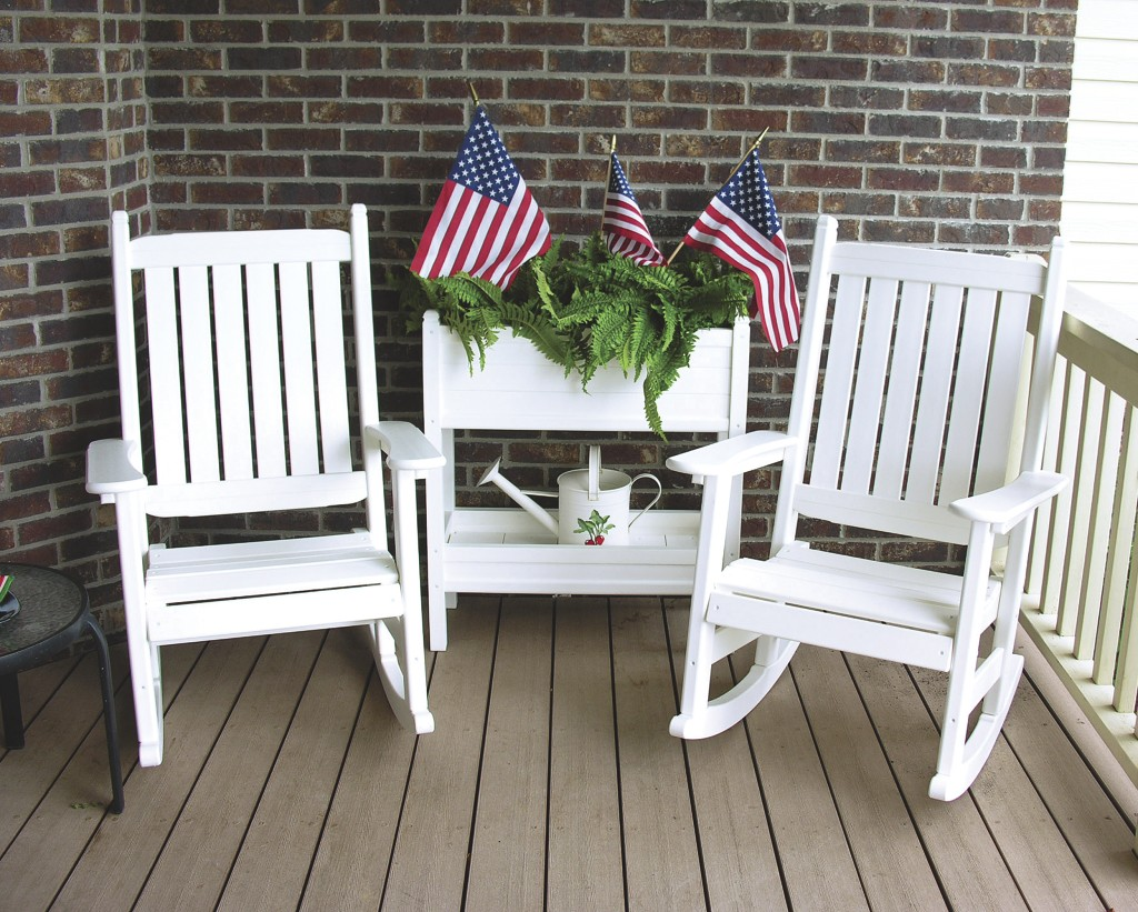 Poly Lumber Outdoor Furniture | Recycled Plastic Furniture